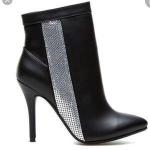 Paper Fox Tisha Heeled Boots